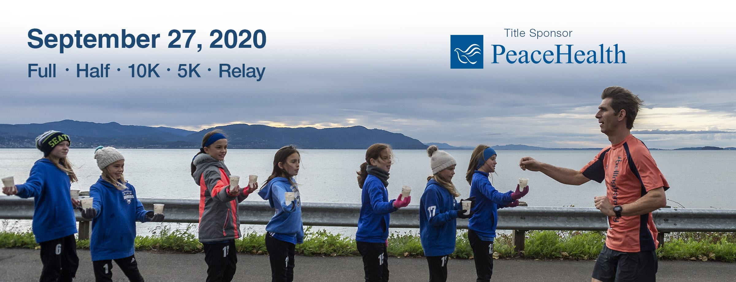 Bellingham Bay Marathon 2020 Boston Qualifier